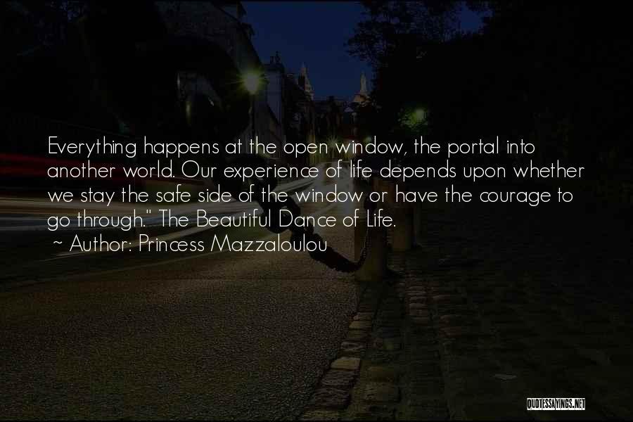 Princess Mazzaloulou Quotes 1053715