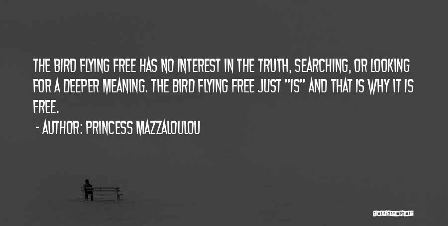 Princess Mazzaloulou Quotes 1984189