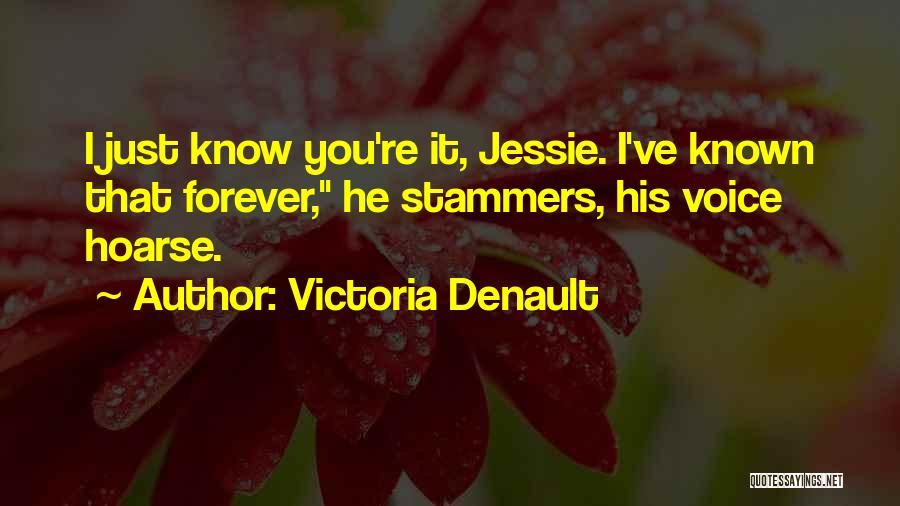Princess Mononoke Okkoto Quotes By Victoria Denault