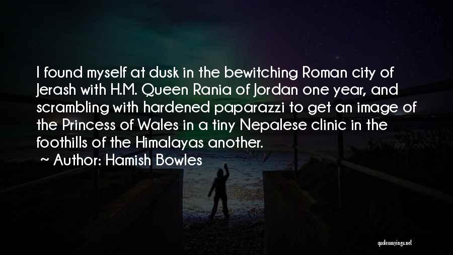 Princess Of Wales Quotes By Hamish Bowles