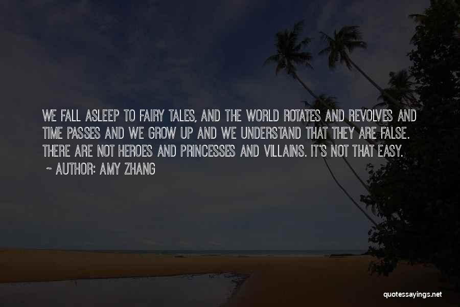 Princesses And Fairy Tales Quotes By Amy Zhang