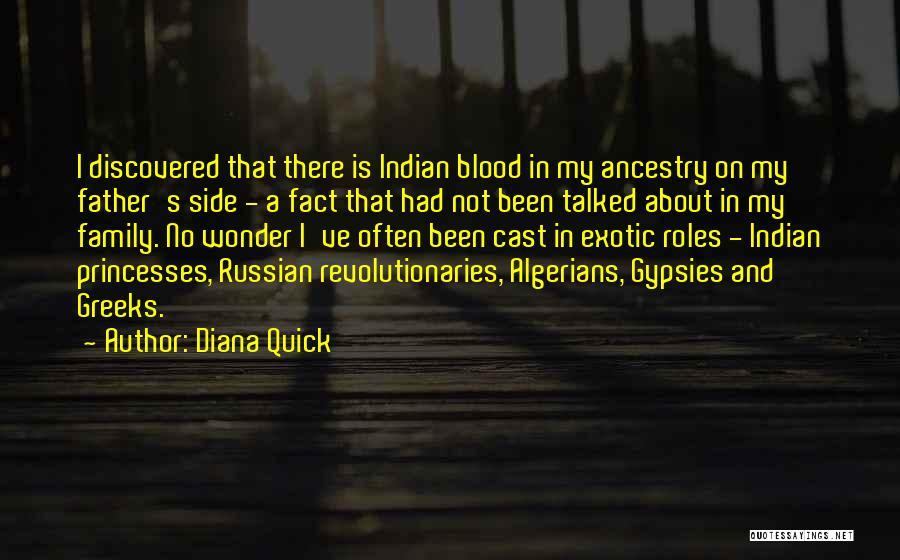 Princesses Diana Quotes By Diana Quick