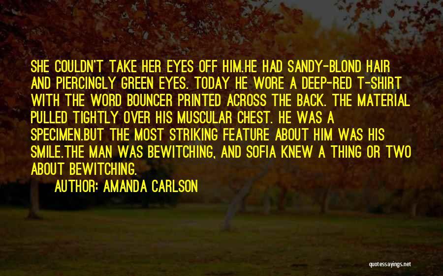 Printed Word Quotes By Amanda Carlson