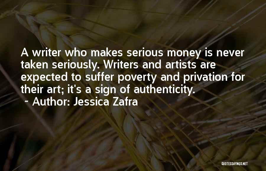 Privation Quotes By Jessica Zafra