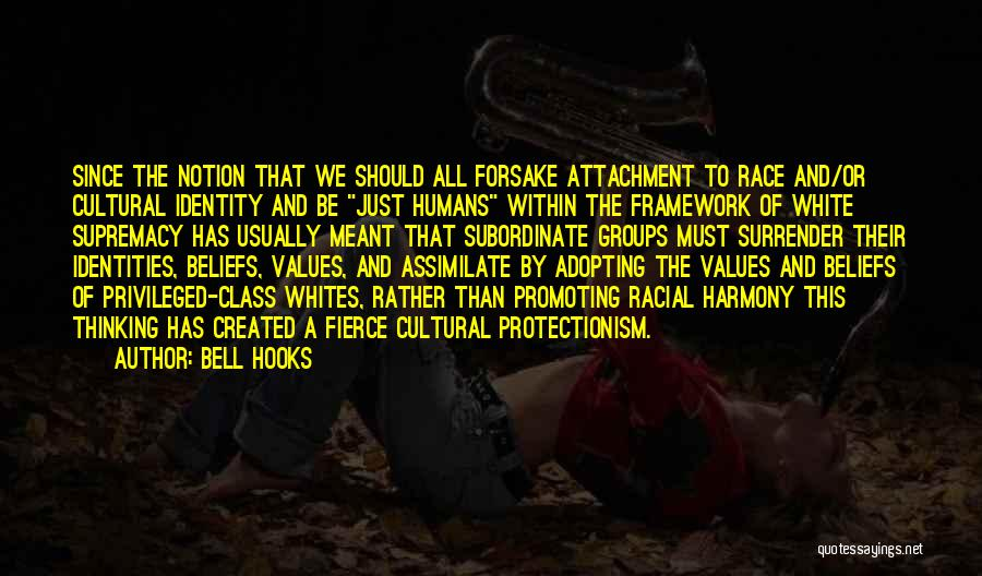 Privileged Class Quotes By Bell Hooks