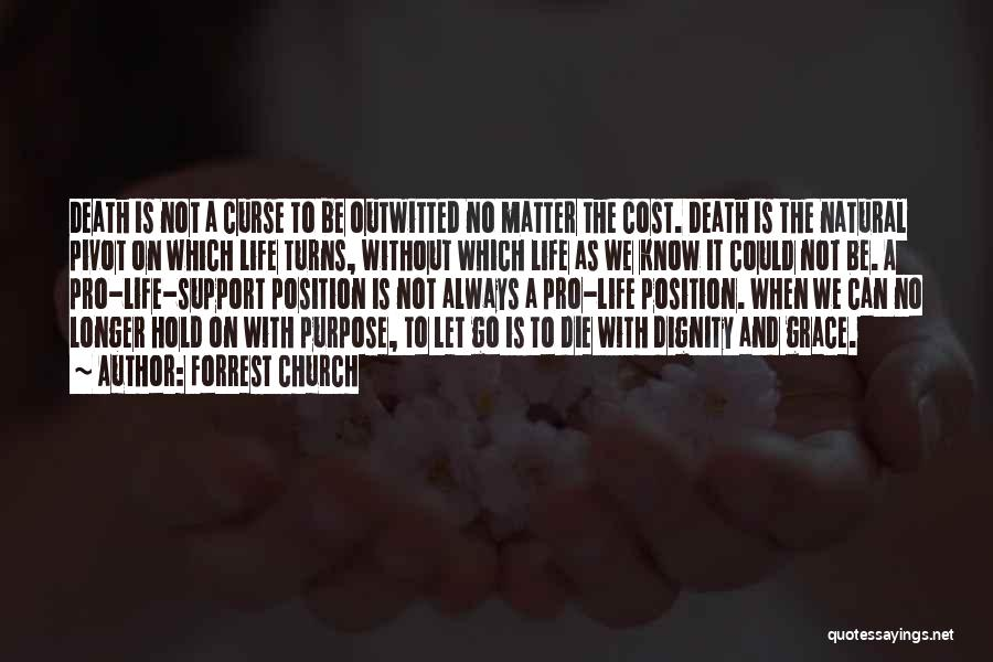 Pro Life Quotes By Forrest Church