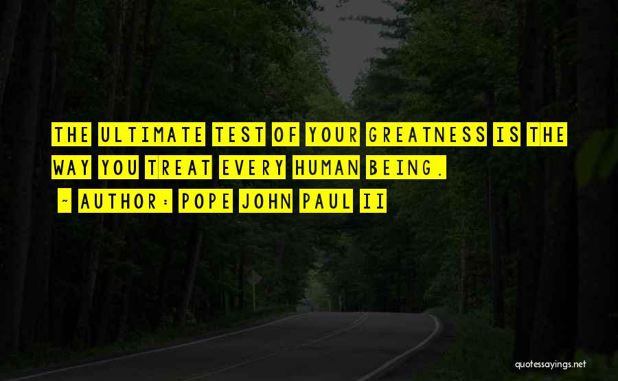 Pro Life Quotes By Pope John Paul II