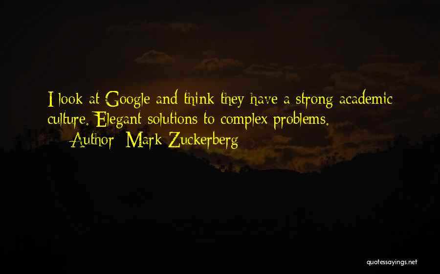 Problems Have Solutions Quotes By Mark Zuckerberg