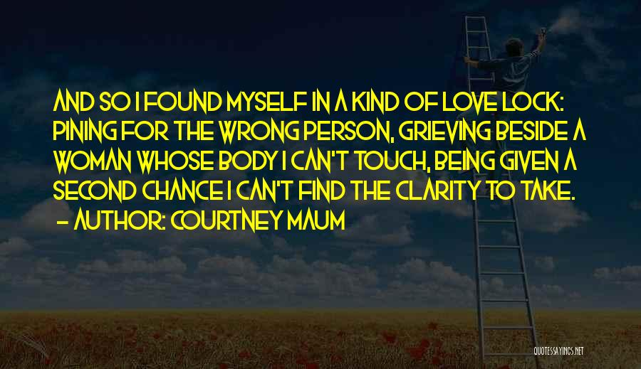 Problems In Relationships Quotes By Courtney Maum