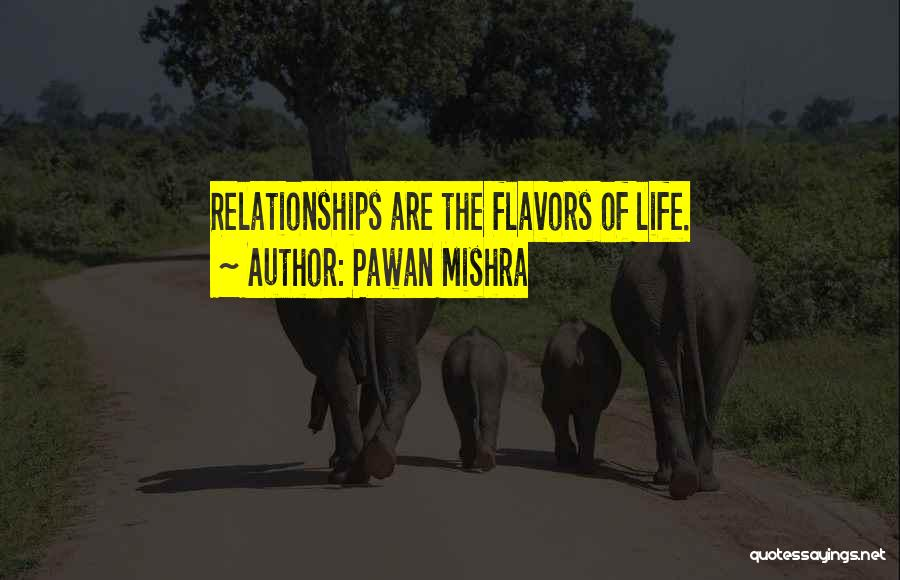 Problems In Relationships Quotes By Pawan Mishra