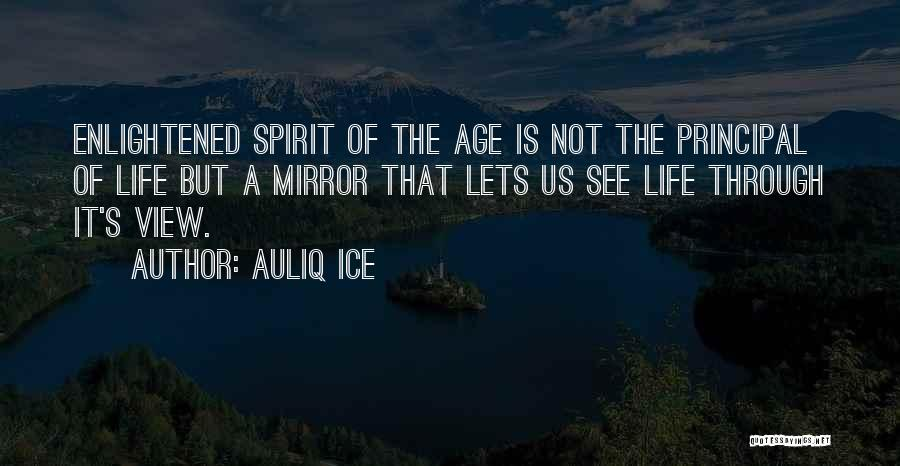 Problems Of Life Quotes By Auliq Ice