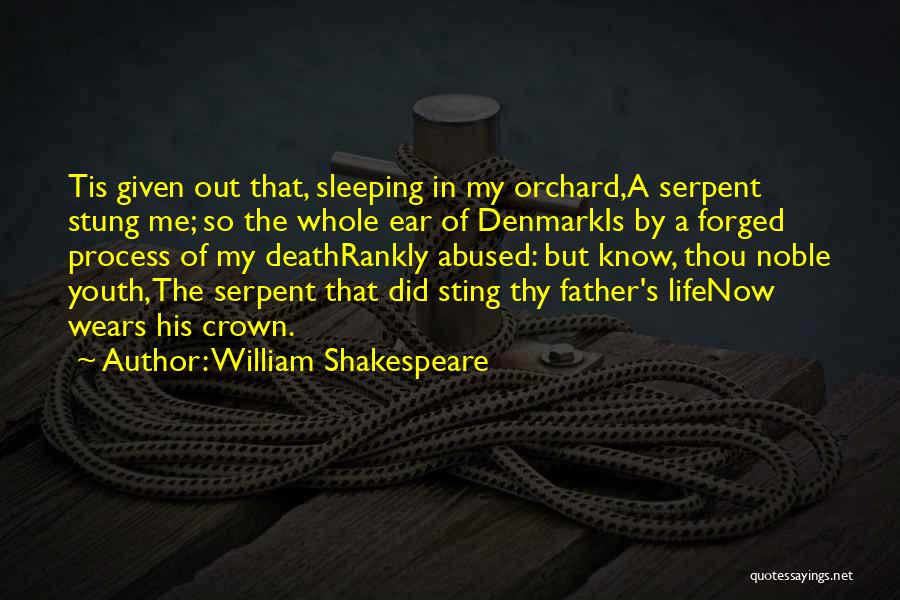 Process Drama Quotes By William Shakespeare