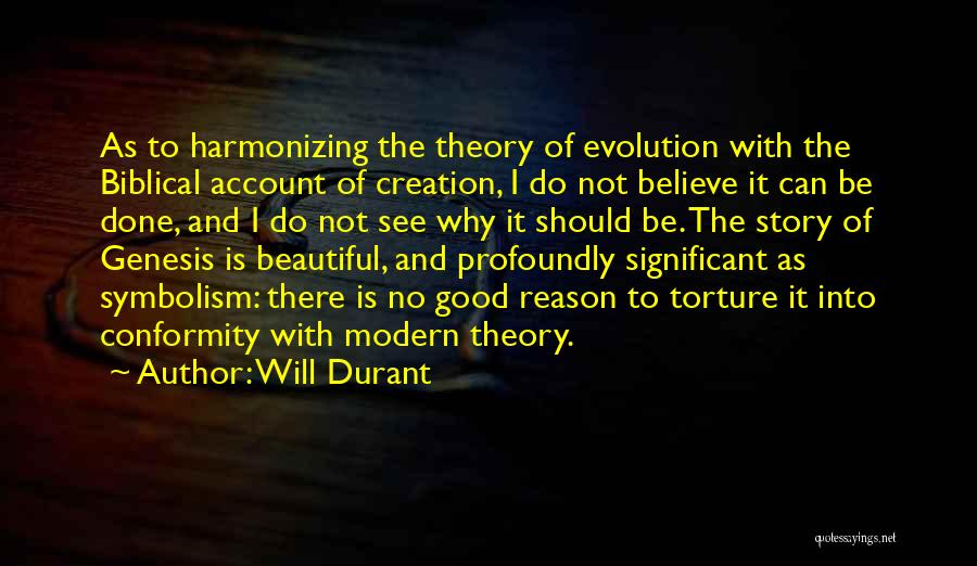 Profoundly Beautiful Quotes By Will Durant