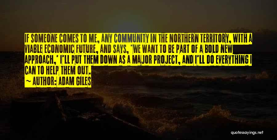 Project Approach Quotes By Adam Giles