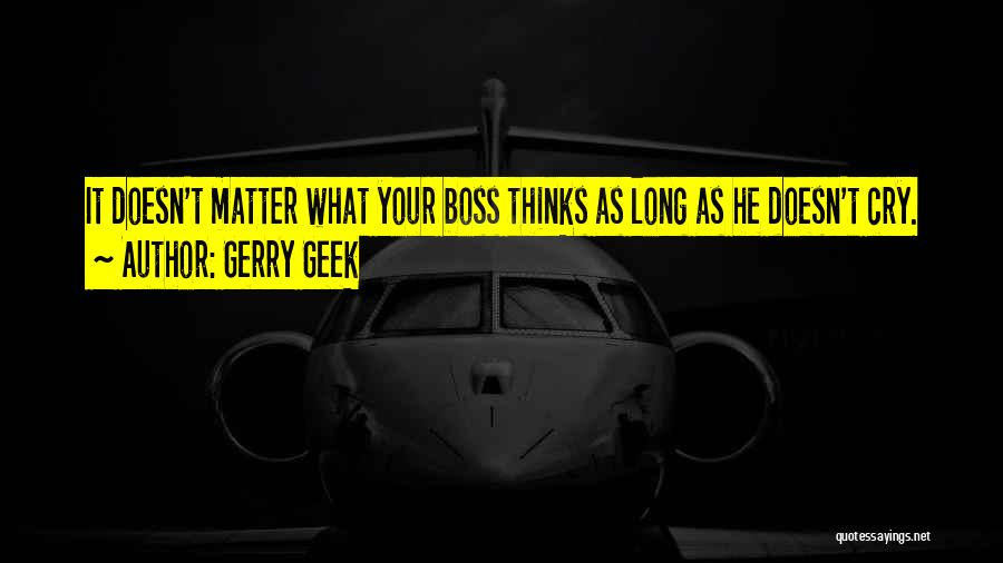 Project Management Office Quotes By Gerry Geek