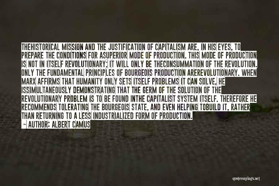 Proletariat Quotes By Albert Camus