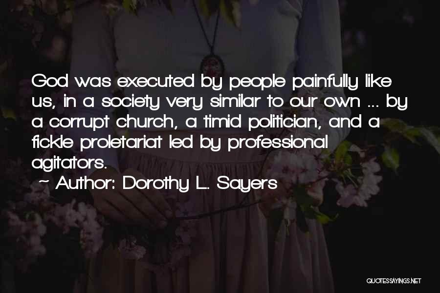 Proletariat Quotes By Dorothy L. Sayers