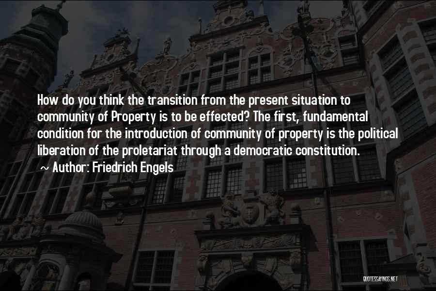 Proletariat Quotes By Friedrich Engels