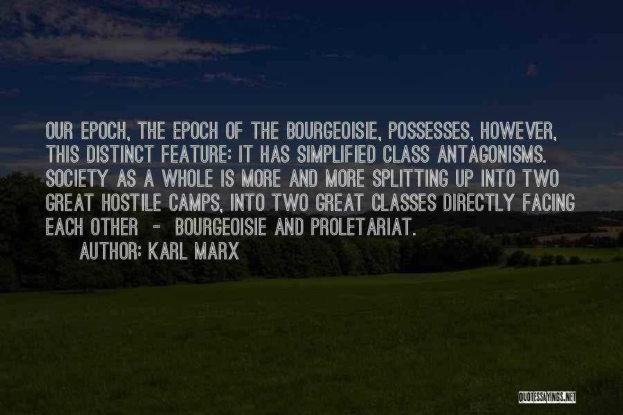 Proletariat Quotes By Karl Marx