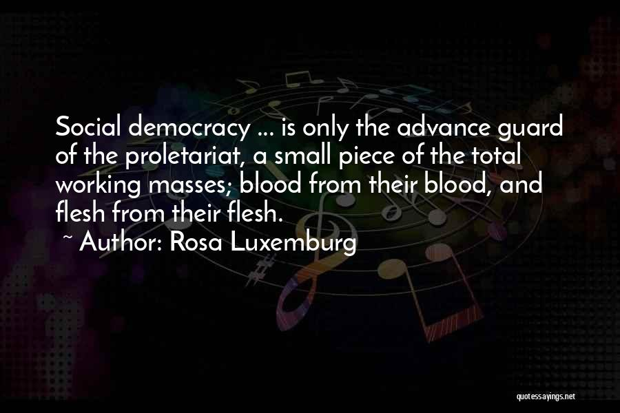 Proletariat Quotes By Rosa Luxemburg