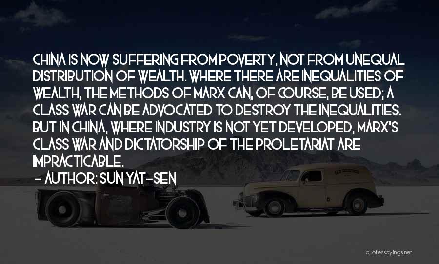 Proletariat Quotes By Sun Yat-sen