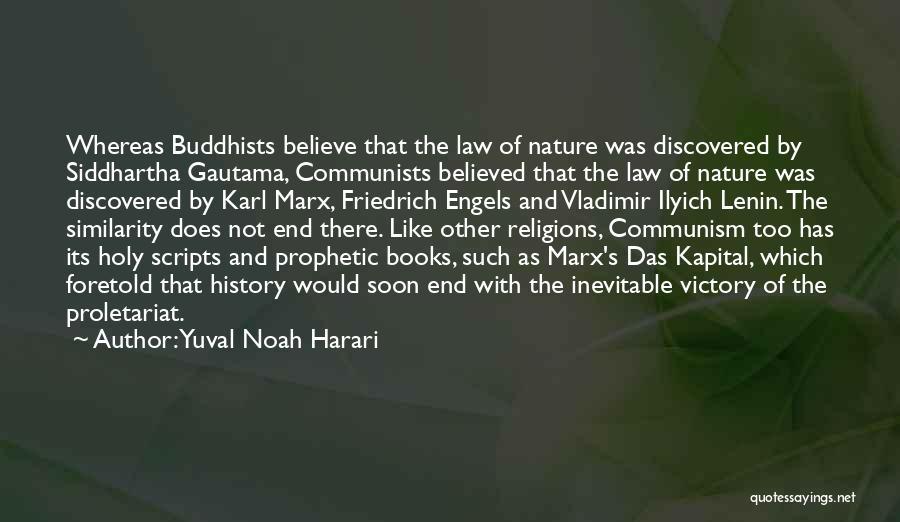Proletariat Quotes By Yuval Noah Harari