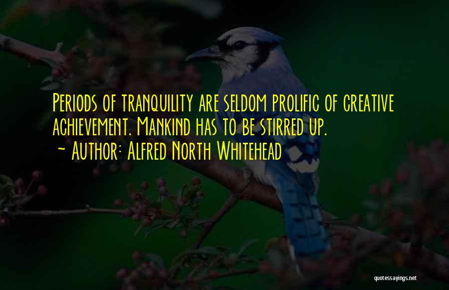 Prolific Quotes By Alfred North Whitehead