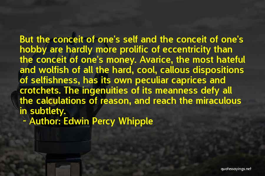 Prolific Quotes By Edwin Percy Whipple