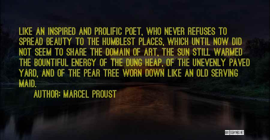 Prolific Quotes By Marcel Proust