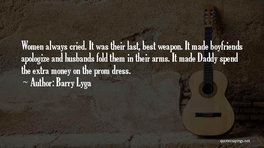 Prom Quotes By Barry Lyga