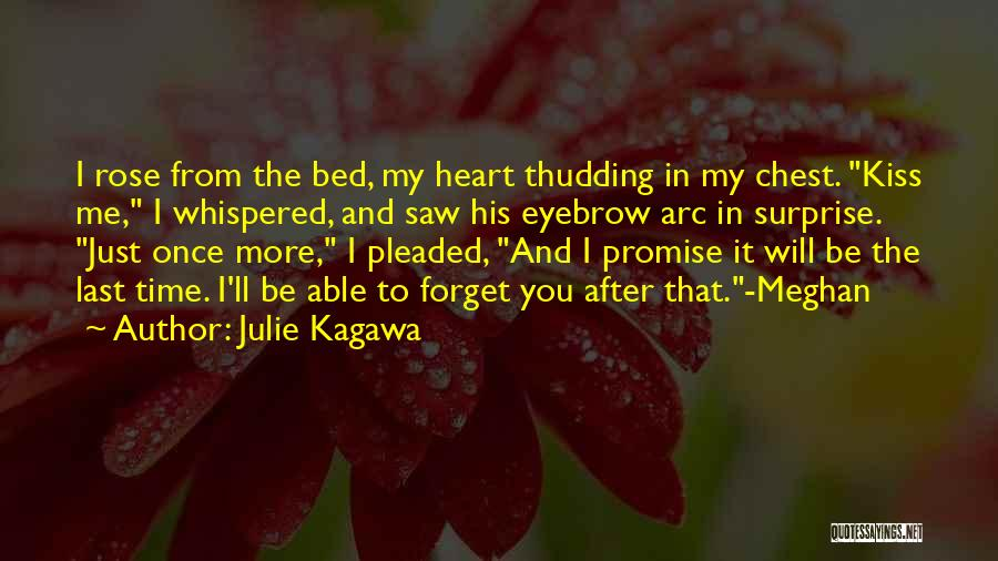 Promise To You Quotes By Julie Kagawa