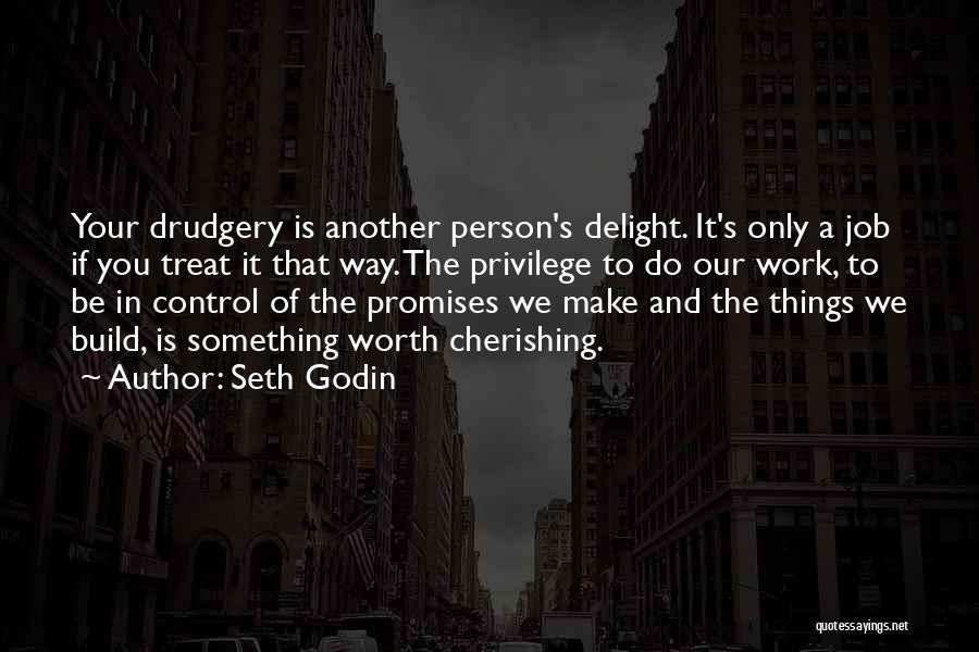 Promise To You Quotes By Seth Godin