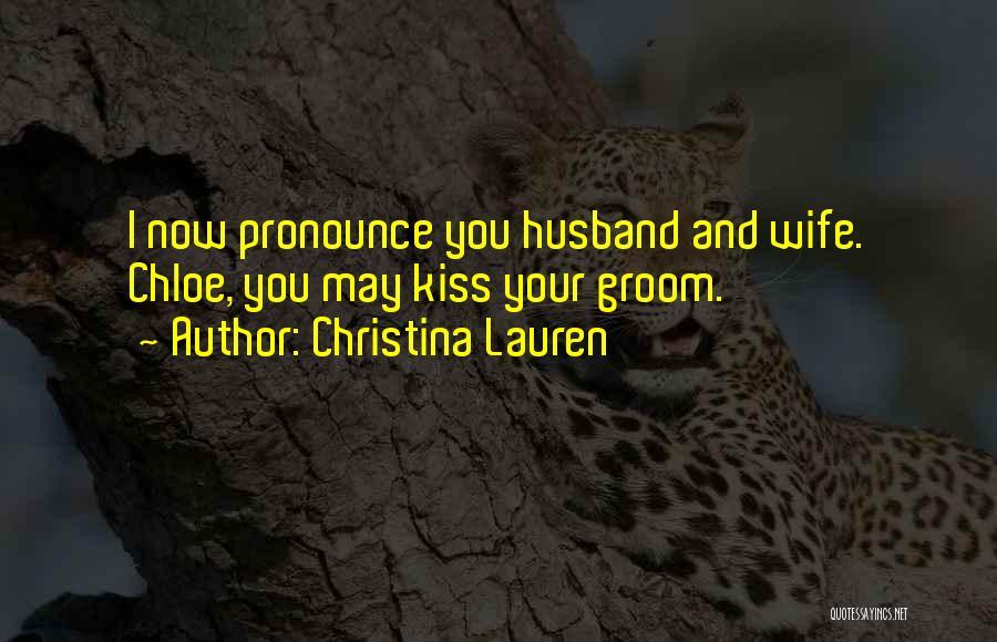 Pronounce Quotes By Christina Lauren