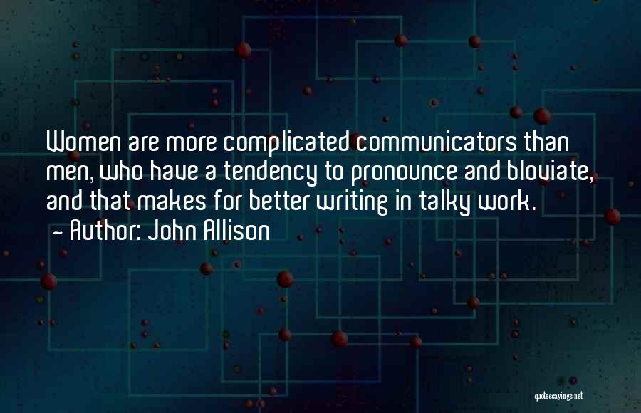 Pronounce Quotes By John Allison