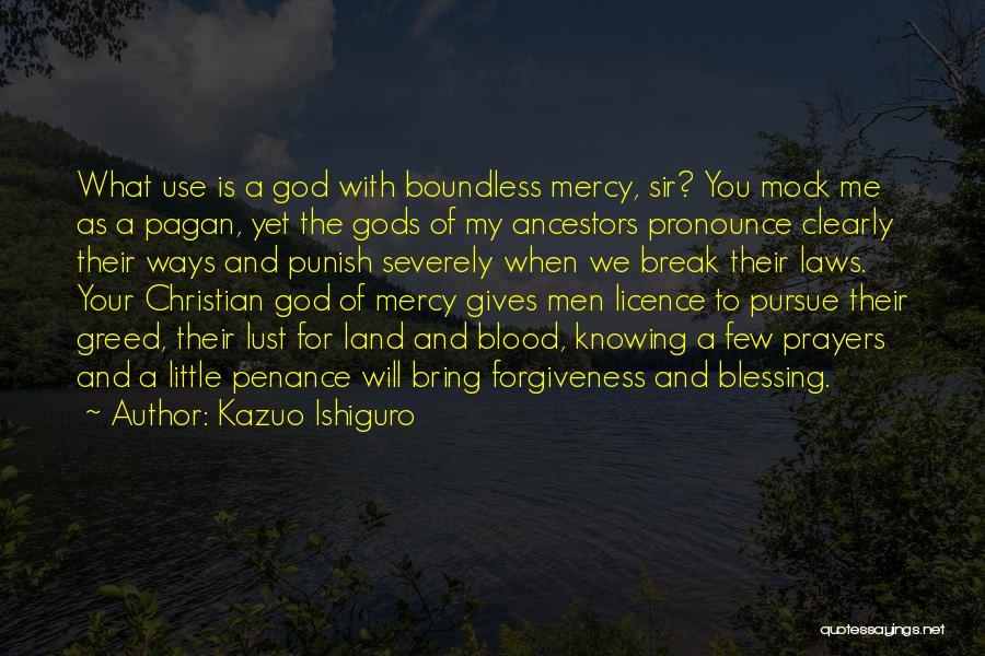 Pronounce Quotes By Kazuo Ishiguro