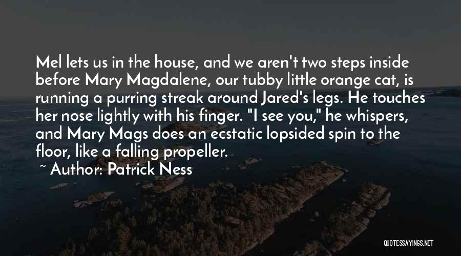 Propeller Quotes By Patrick Ness