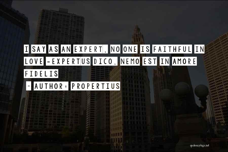 Propertius Quotes 1538164