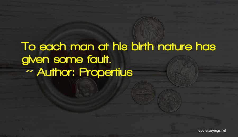 Propertius Quotes 1660031