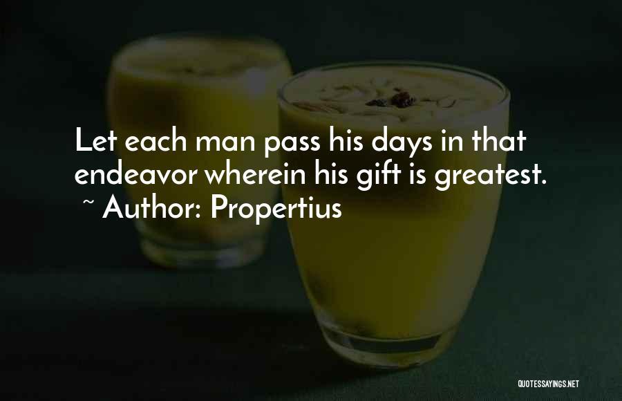 Propertius Quotes 1699150