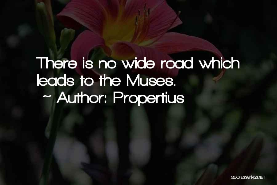 Propertius Quotes 1751714