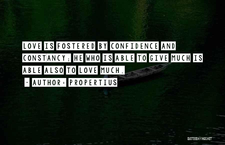 Propertius Quotes 2055734