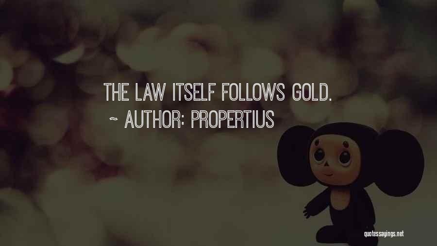 Propertius Quotes 2078846