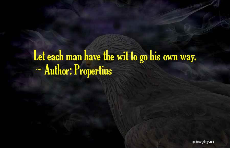 Propertius Quotes 2190419