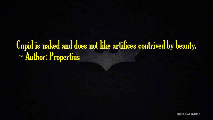 Propertius Quotes 97591