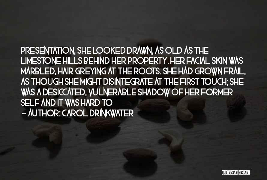 Property Quotes By Carol Drinkwater