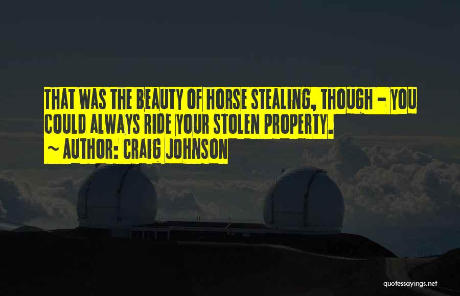 Property Quotes By Craig Johnson