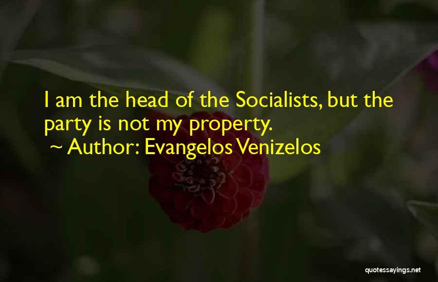 Property Quotes By Evangelos Venizelos