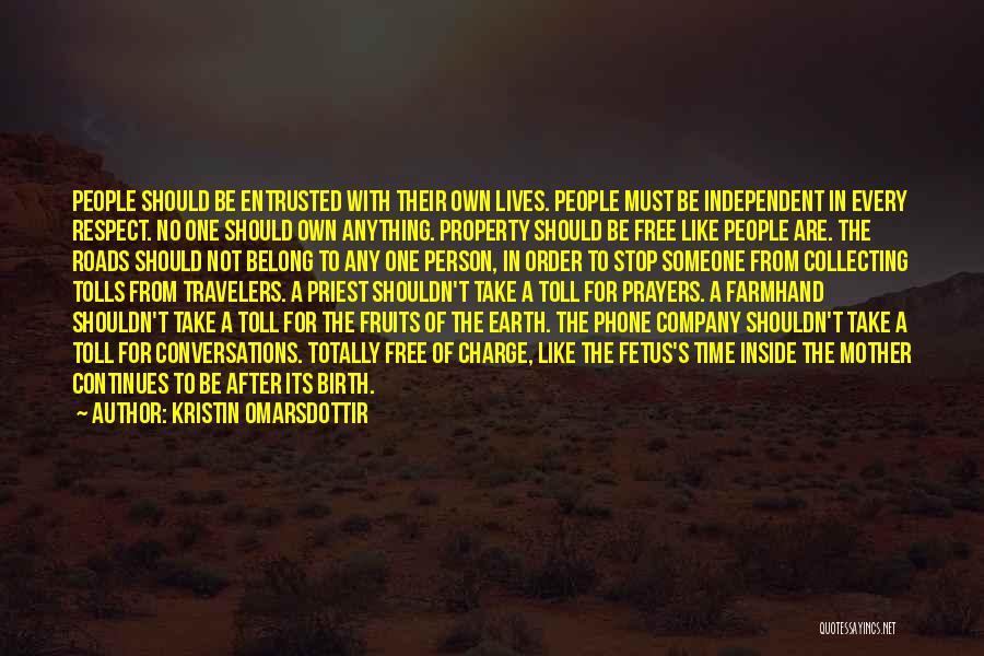 Property Quotes By Kristin Omarsdottir