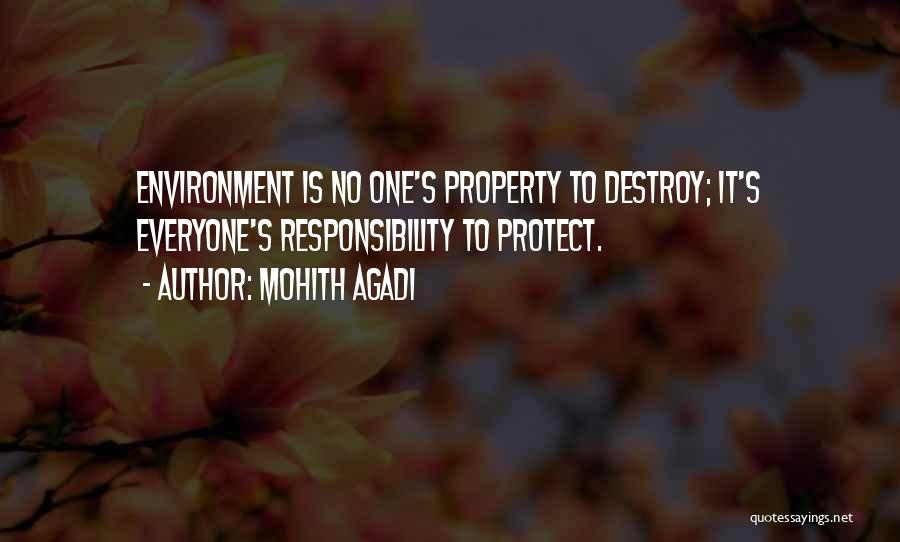 Property Quotes By Mohith Agadi