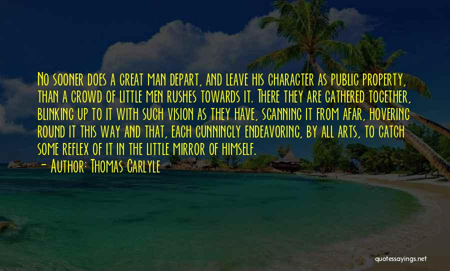 Property Quotes By Thomas Carlyle